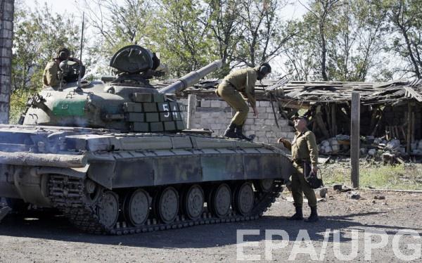 Ликвидированы восемь российских военных