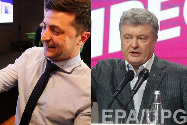 На дебаты Порошенко и Зеленского пытаются купить билеты из-за границы