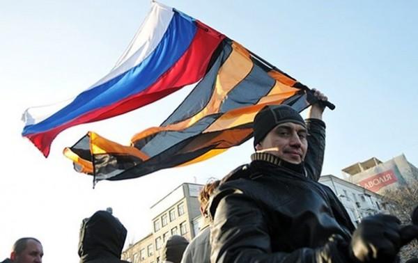 """В нескольких украинских областях замечены россияне, которые """"помогают"""" организовывать митинги"""