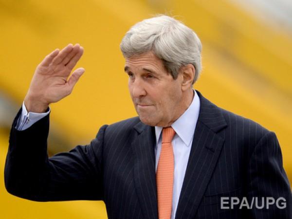 Керри Бомбардировки'Исламского государства будут усиливаться