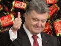 Порошенко заявил, что отказывается от пакета акций Roshen