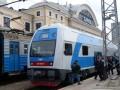 Еще один украинский город включили в маршрут следования нового двухэтажного электропоезда Skoda