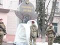 Под Донецком открыли памятник погибшим бойцам ВСУ