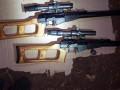 В Харьковской области СБУ блокировала попытку ввоза оружия и взрывчатки из России