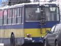 В Чернигове пассажир троллейбуса попал в реанимацию после удара током