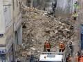 Под завалами домов в Марселе могут находиться до восьми человек
