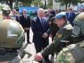 Лукашенко заявил о возможном применении армии в Беларуси
