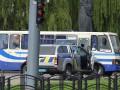 Луцкий террорист бросил гранату