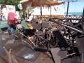 В Одессе сгорело очередное кафе на пляже