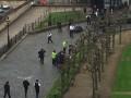 У здания парламента Великобритании произошла стрельба