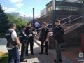 В здании Апелляционного суда в Киеве нашли муляж бомбы