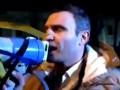 Кличко обматерил митингующего на Банковой