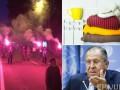 Итоги выходных: Марш Славы в Киеве, старт отопительного сезона и обвинения России