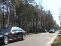 Кортежи чиновников продолжают создавать заторы на дорогах