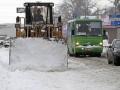 Издание уличило КГГА в использовании отфотошопленного фото ликвидации последствий снегопада в Москве