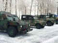 Нацгвардия получит 90 бронемашин Барс - штаб