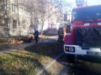 В Запорожье мужчина сгорел в торговой палатке