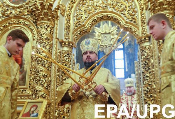 Епифаний начнет молитвы вместе с Варфоломеем еще 5 января