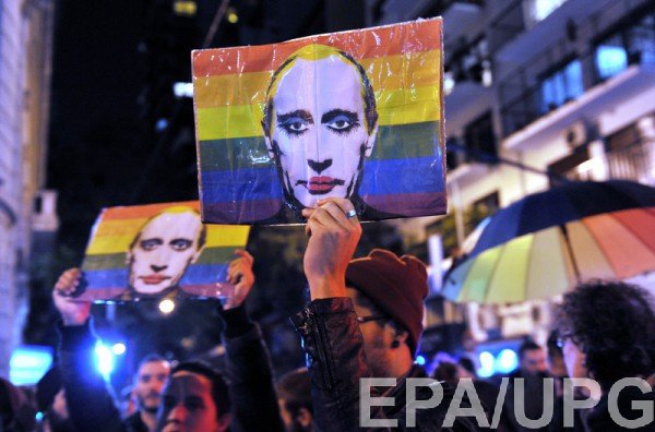 У Кадырова говорят, что в Чечне геев нет