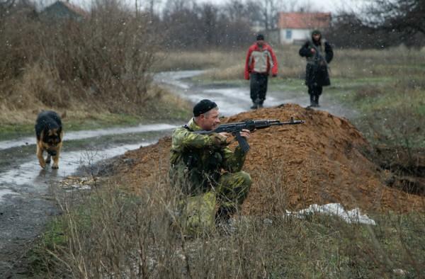 Боевики продолжают нарушать перемирие