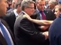 Украинцу грозит три года тюрьмы за яйцо, разбитое о президента Польши