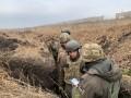 В ООС сепаратисты десять раз нарушили перемирие