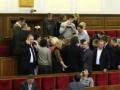 Колесников напал на Аронца в Раде из-за обвинения в воровстве