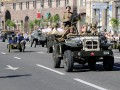 Киев готовится к военному параду: Майдан срочно ремонтируют