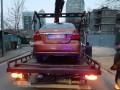 В Киеве пьяный водитель получил пять протоколов за ночь