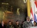 Президент Парагвая подчиняется решению сената о своей отставке