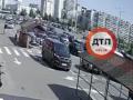 Появилось видео момента взрыва дома на Позняках: Жуткие кадры