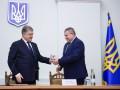 Порошенко вручил удостоверение новому губернатору Черниговщины