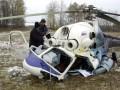 На Камчатке разбился вертолет, двое пилотов погибли