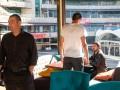 В Киеве кавказцы напали с ножом на охранников ресторана из-за неоплаченного счета