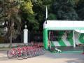 В Киеве откроют первую велопарковку