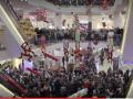 В Черкассах поставили рекорд по массовому пению колядок