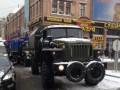 В МВД подтвердили, что из Василькова в Киев выехала колонна автобусов с военными