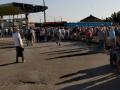На контрольно-пропускном пункте на Донбассе умер человек