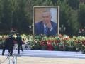 В Самарканде похоронили президента Узбекистана Каримова