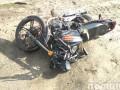 На Волыни сестры-подростки разбились на мотоцикле