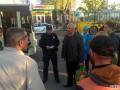 Житомирские школьники избили водителя троллейбуса