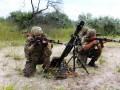 В Песках два бойца получили ранения – штаб