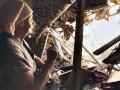 Жизнь под Донецком, но не под ДНР: жители Марьинки показали руины после обстрелов