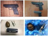 Под Киевом задержали вооруженных серийных домушников