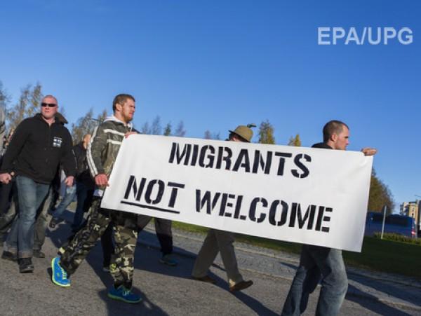 Премьер Дании предложил новый способ борьбы смиграционным кризисом вевропейских странах