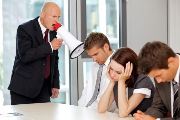 Что делать начальнику при конфликте с подчиненными