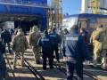 На базу обсервации под Одессой отправили 15 пассажиров парома из Грузии