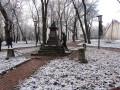 В Чернигове украли бюст Пушкина
