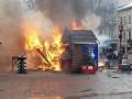Взрыв во Львове: Госпитализированы 4 человека, ярмарку прикрыли