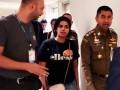 Беженка из Саудовской Аравии прибыла в Канаду